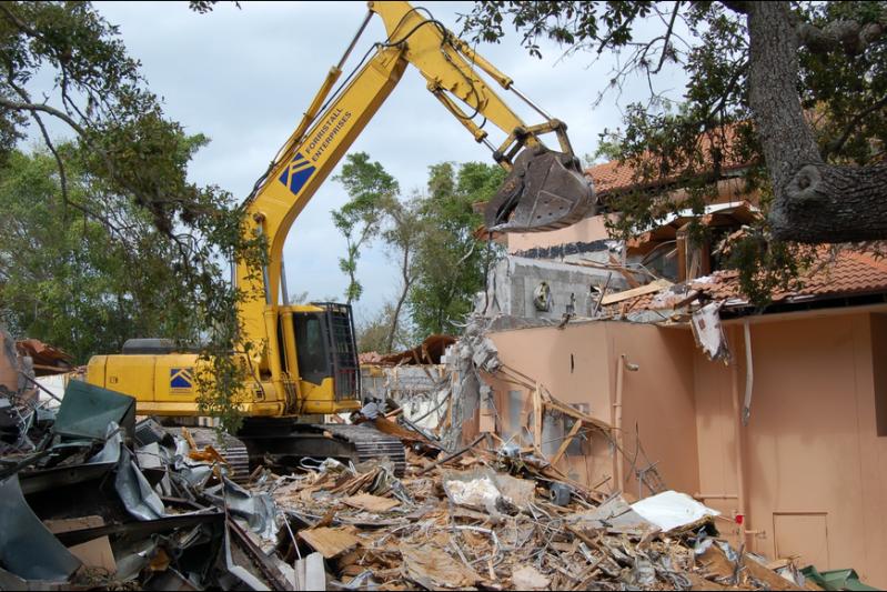 Demolição de Galpão Araras - Demolição de Galpão