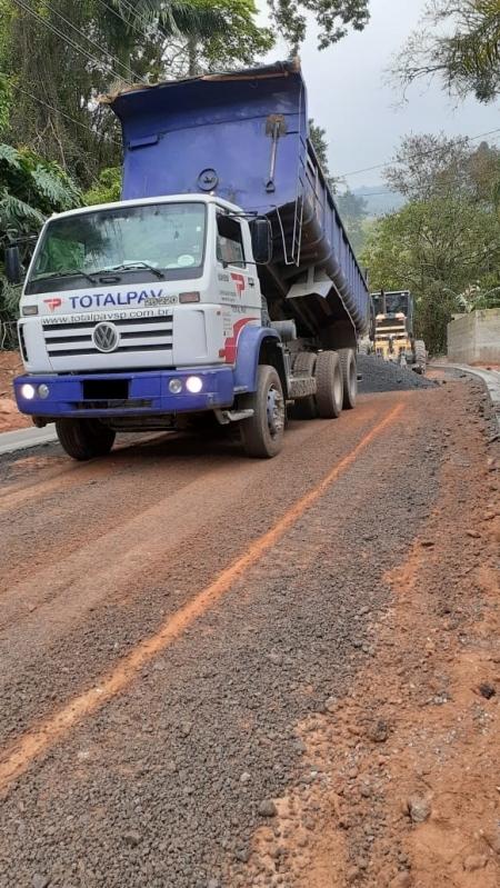 Empresa de Pavimentação Asfáltica Empresas Carapicuíba - Terraplanagem Empresa de Pavimentação Asfalto