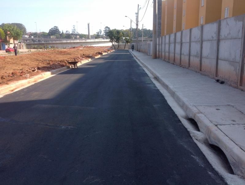 Empresa de Pavimentação no Asfalto São José dos Campos - Terraplanagem Pavimentação Asfalto
