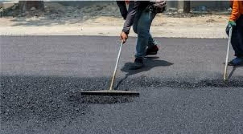 Empresa para Pavimentação de Asfalto Paulínia - Pavimentação em Asfalto