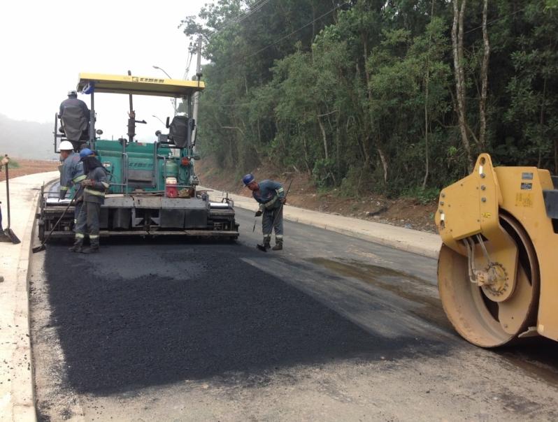 Pavimentação Asfáltica Tipo Tsd Ribeirão Preto - Pavimentação Ligante Asfáltico