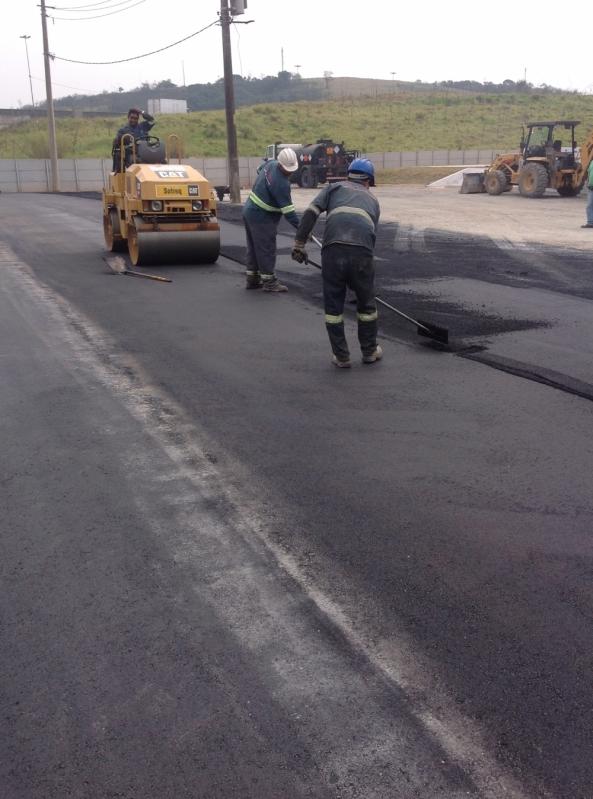 Projeto de Pavimentação Asfáltica Consolação - Projeto de Pavimentação Asfáltica