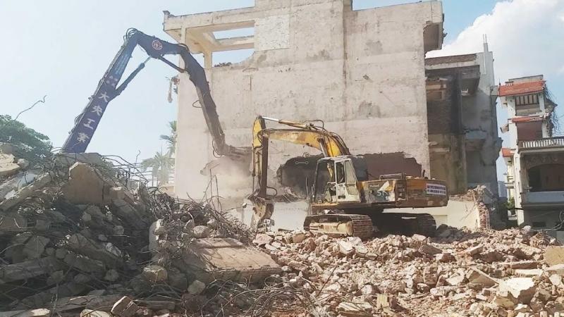 Serviço de Demolição Construção Civil Campinas - Demolição de Galpão