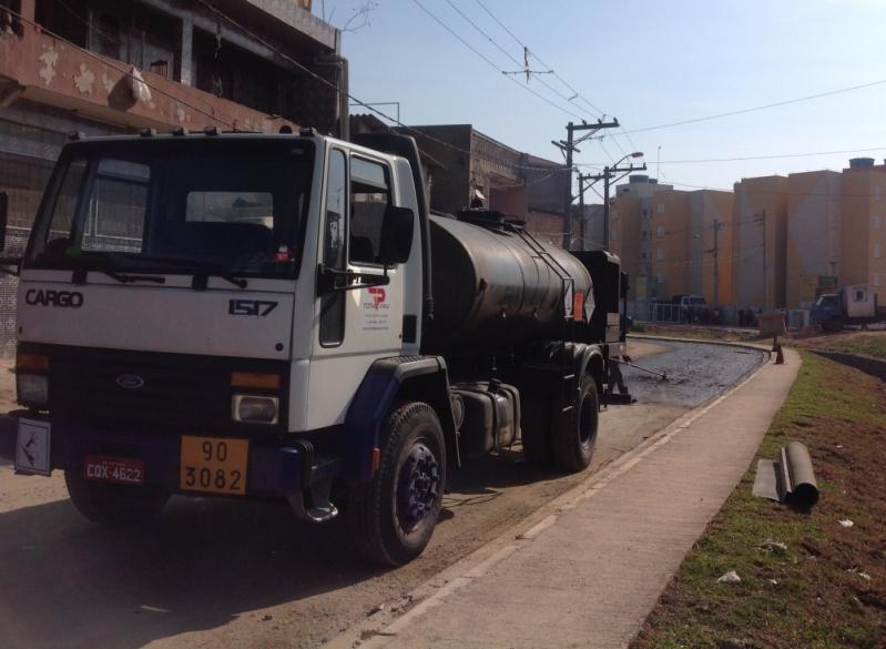 Serviço de Pavimentação no Asfalto República - Terraplanagem Pavimentação Asfalto