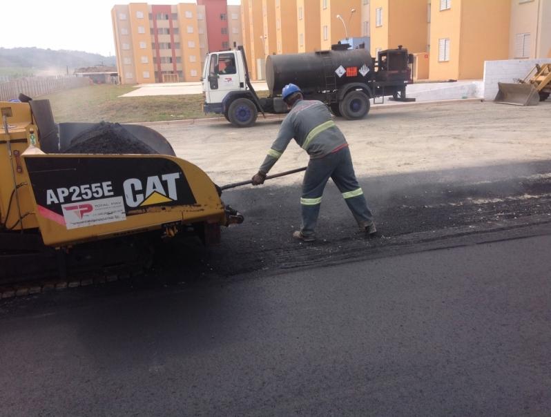 Serviço de Projeto de Pavimentação Asfáltica Bauru - Projeto de Pavimentação Asfáltica