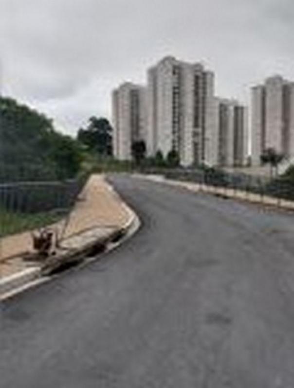 Serviço para Pavimentação Asfáltica Tipo Tsd Louveira - Pavimentação Asfáltica Urbana