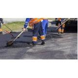 asfaltamento das vias laterais Sé
