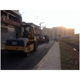 asfaltamento para condomínio valores Ribeirão Pires