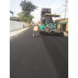 asfaltamento para construção Santa Isabel