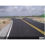 asfaltar rua particular Itupeva