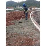 contratar serviços de terraplanagem Franca