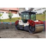 custo para locação de rolo para pavimentação Limeira