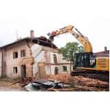 demolição construção civil Campinas