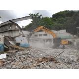 demolição controlada Pirapora do Bom Jesus
