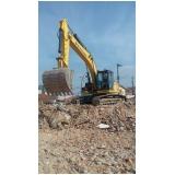 demolição de casas Caieiras
