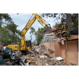 demolição de galpão Arujá