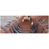 drenagem do solo construção civil orçamento Jacareí