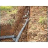 empresa de drenagem solo úmido Araraquara