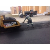 empresa de pavimentação asfalto Amparo