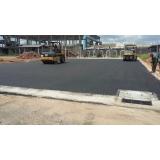 empresa de pavimentação em asfalto Limeira