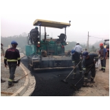 empresa de serviço de pavimentação asfáltica urbana Itapecerica da Serra