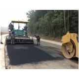 empresa para asfaltamento para construção civil Glicério