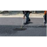 empresa para pavimentação de asfalto Região Central