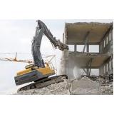Empresa de Demolição Construção Civil