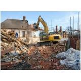 Empresa de Demolição de Casas