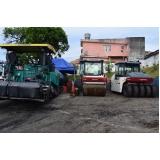 locação de rolo de pavimentação valores Arujá