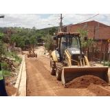 onde encontrar terraplanagem empresa de pavimentação asfalto Araraquara