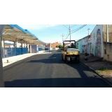 pavimentação asfáltica empresas Taubaté