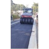 pavimentação de asfalto e recapeamento Glicério