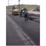 projeto de pavimentação asfáltica Paulínia
