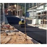 quanto custa serviço de pavimentação com asfalto borracha Alphaville