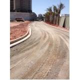 serviço de asfaltamento para construção civil Vargem Grande Paulista