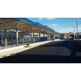 serviço de asfaltamento para construção Suzano
