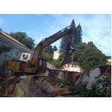 serviço de demolição alvenaria Salesópolis