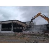 serviço de demolição de alvenaria Paulínia