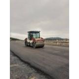 serviço de pavimentação asfaltamento Poá
