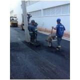 serviço de pavimentação asfáltica para condomínios Zona Sul