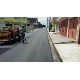 serviço de pavimentação de asfalto para condomínio Caieiras