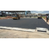 serviço de pavimentação de asfalto Liberdade