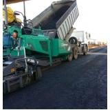 serviço de pavimentação em asfalto Glicério