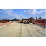 serviço de terraplanagem e asfaltamento Barueri