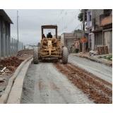 serviço de terraplanagem empresas Araçatuba