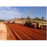 serviço de terraplanagem para empresas Jardim Paulista