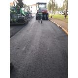 serviço terraplanagem pavimentação asfalto Jaboticabal