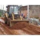 terraplanagem empresa de pavimentação asfalto Francisco Morato